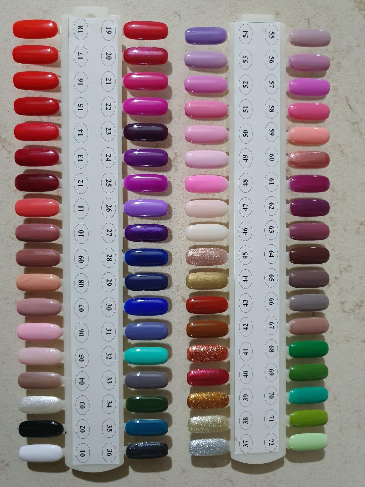 colori 1-72